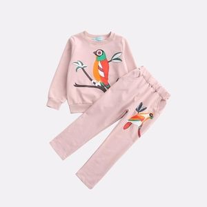 Pink Parrot Jogger
